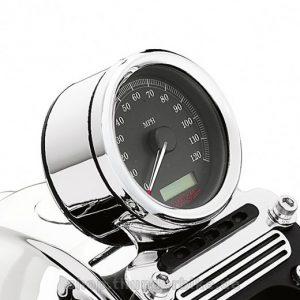 Gauge Bracket Kit Speedometer - Chrome 67293-95