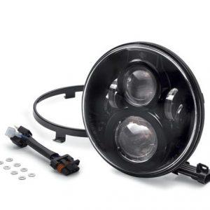 "Daymaker 7"" Projector LED headlight black - 67700267"
