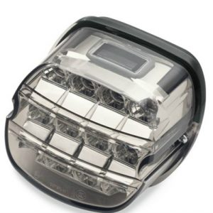 Harley-Davidson Layback LED Tail Lamp (grey/smoked) - 67800615