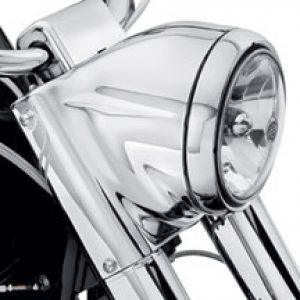 Chrome Headlight Nacelle 61300420