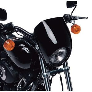 Headlamp Visor Kits - Vivid Black 68129-98DH