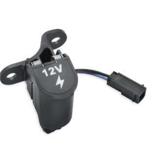 Tour-Pak Mount Auxiliary Power Port 69200826