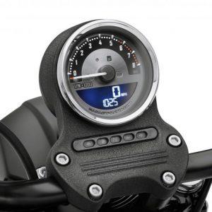 "Digital Speedometer/Analog Tachometer - 4"" km/h + mph 70900100C"