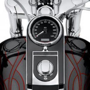 Flush-Mount Fuel Cap and Gauge Kit 75327-09C