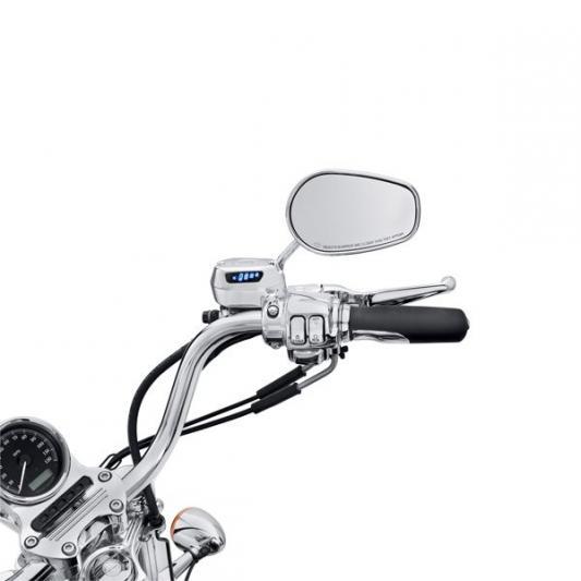 Sportster Fuel Gauge Kit Chrome XL MODELS 75338-09