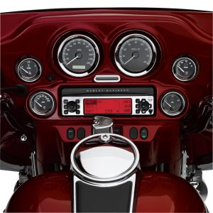 Skull Radio Faceplate Trim 77142-06