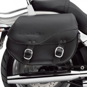 Detachable Leather Saddlebags 88237-07