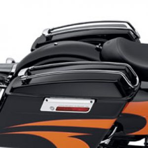 Air Wing Saddlebag Lid Rail Kit 88299-09