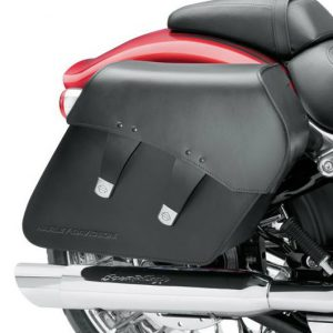 Detachable Leather Saddlebags 90200816