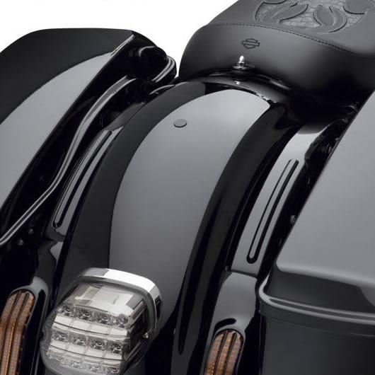 Fender Support Kit - Gloss Black 90201206