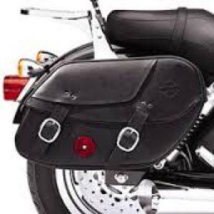 Leather Saddlebags  90369-06D