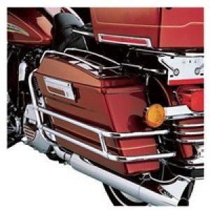 Twin Rail Saddlebag Guard Kit 90892-09