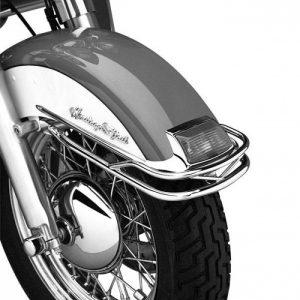 Heritage Front Fender Rail - Chrome  91080-93