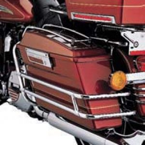SADDLEBAG GUARD KIT, 97 FLHT 91216-97