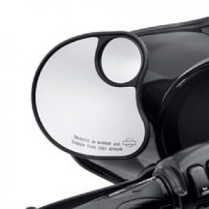 Split Vision Fairing Mount Mirrors 92085-10