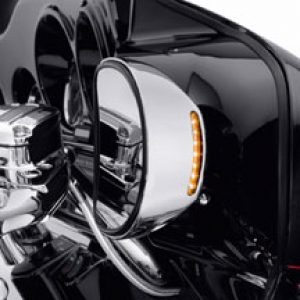 Illuminated Chrome Mirror Covers 92600-10