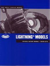 2007 BUELL LIGHTNING SERVICE MANUAL 99490-07YA