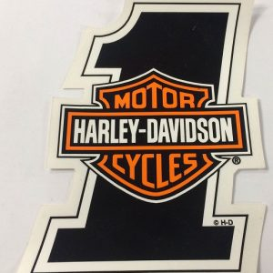 HARLEY-DAVIDSON DECAL OUT NEW MD - D03530