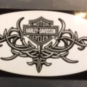 Harley-Davidson Decal 15 x 6.5 cm D262853