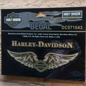 Harley-Davidson Decal 13 x 4 cm DC071043