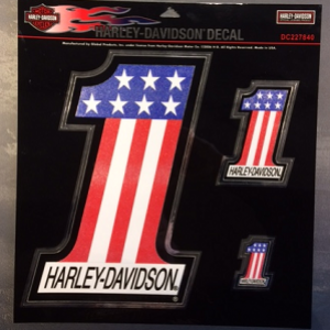 Harley-Davidson Decal DC227840