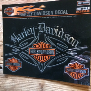 Harley-Davidson Decal 25.5 x 15.5 cm DC535646