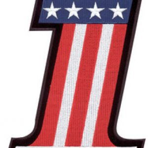 #1 American Flag em227841