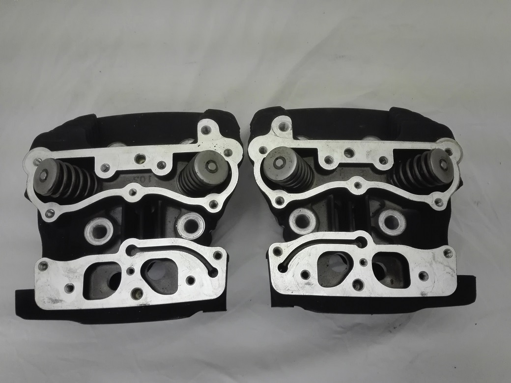 USED TWIN CAM CYLINDER HEADS