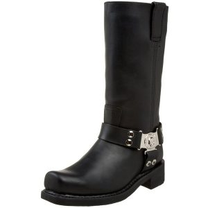 IROQOUIS BOOT WITH ZIPPER