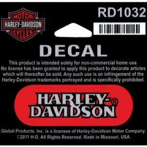 H-D Name Reflective XS RD1032
