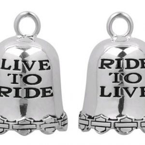 LIVE TO RIDE RIDE BELL HRB028