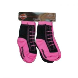 HARLEY-DAVIDSON SOCKS GIRLS 14814