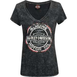 WOMEN'S HARLEY-DAVIDSON DEALERSHIRT HENGELO R002311