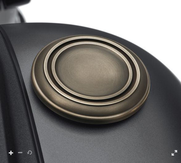 Brass Fuel Cap, 61100076