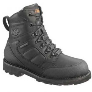 MEN'S WATERPROOF MOTORCYCLE BOOTS D96036
