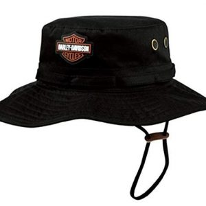MEN'S COTTON TWILL BUCKET HAT HD-409