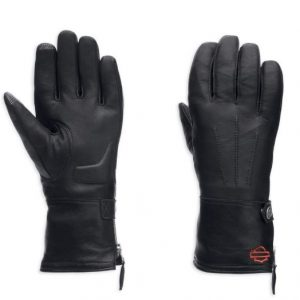 HARLEY-DAVIDSON TOUCHSCREEN TECH WOMEN'S LEATHER GLOVES 98263-13VW