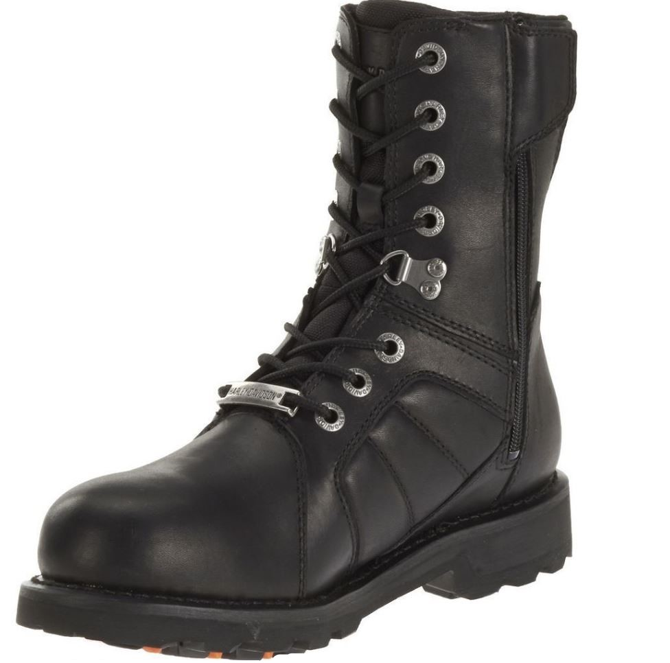 HARLEY-DAVIDSON® MEN'S VANCE FXRG BOOTS, LEATHER, WATERPROOF D97011