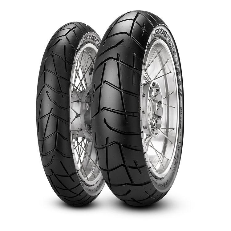 Pirelli Scorpion Trail SYNC. 120/70ZR17 BW G0150.1AJ