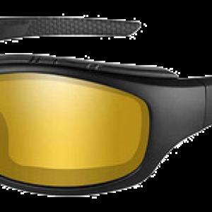 Harley-Davidson Men/'s Drive2 Sunglasses Yellow Lens//Matte Black Frame HADRI11