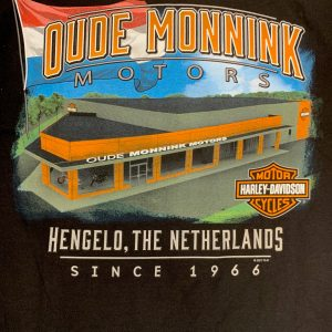 DEALER T-SHIRT Oude Monnink Motors